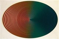 ellipse zu kreiss nr.5 by rolf weber