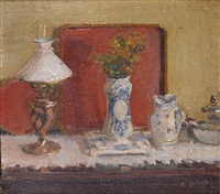 still life by harold gilman