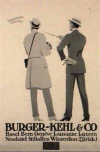 burger-kehl & co. by posters: advertising - pkz