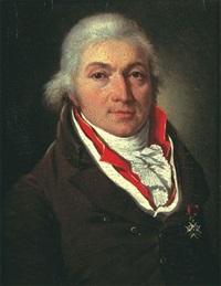 portrait d'homme portant la décoration de la légion d'honneur by françois jean (jean françois) sablet
