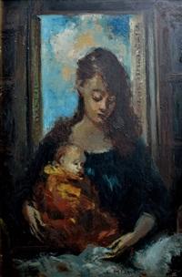 maternidad con ventana by eduardo amezaga