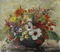 the flower ship by nora heysen