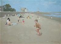 sandymount strand by henry robertson craig