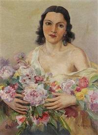 a florist by marcel krasicky