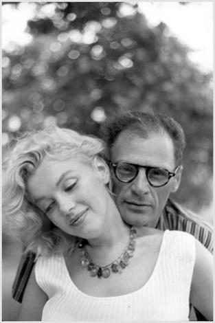 monroe arthur miller Marilyn