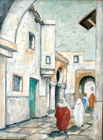 ruelle de tunisie by molenaar