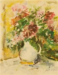 flowers n°24 by artur vladimirovich fonvizin