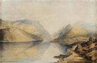 llanberis snowdonia by joseph josiah dodd