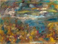 autumn landscape by rafael wardi