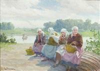 odpoczynek w słońcu by emil lindemann