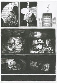 koma - la voix des cheminées by frederik peeters