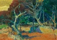 landscape by yim jiksoon