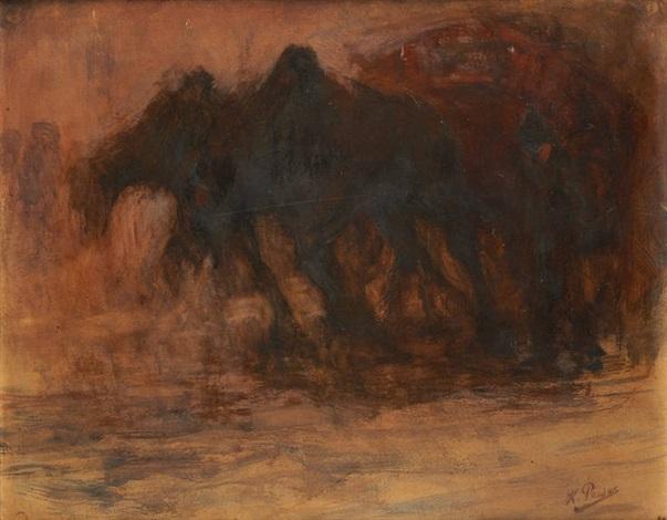 chevaux de halage by kurt peiser