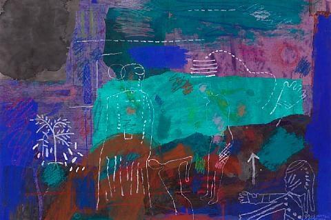 african impressions i african impressions ii 2 works by leung chuan