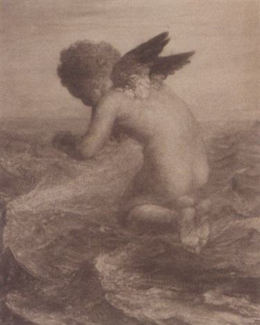 found drowned by frederick hollyer
