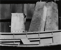 shipyard detail, wilmington by edward weston