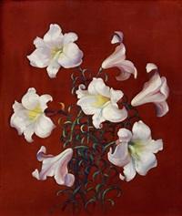 lilies by hugo karlis grotuss