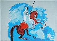 cavalier by hassan el glaoui