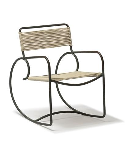 Peachy Rocking Chair By Walter Lamb On Artnet Inzonedesignstudio Interior Chair Design Inzonedesignstudiocom
