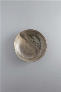 large dish by kimiaki takeuchi