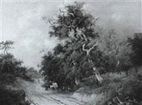 near lyndhurst by charlotte nasmyth