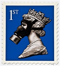 1st queen by james cauty