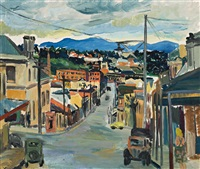 gertrude street, collingwood by lina bryans