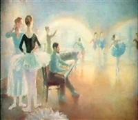 la classe de ballet by anatoly reipolsky