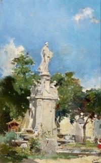 monument à apollon by josé marie de la bastida y fernandez