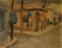 calle del barrio sur by alfredo de simone
