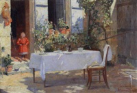 la table au jardin, blaincourt by stephane leroy
