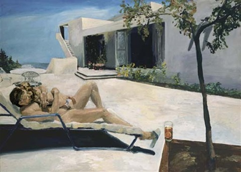 daddys girl by eric fischl