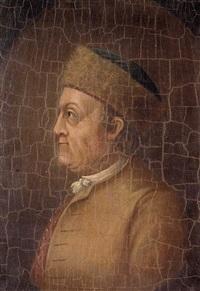 portrait of benjamin franklin (after jean baptiste nini) by scottish school (18)