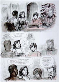 la volupté, pg.96 by blutch