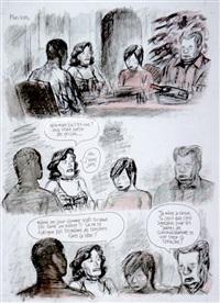 la volupté, pg.96 by blutch