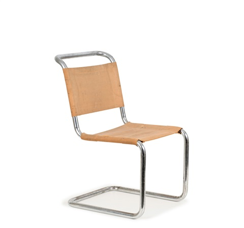 Freischwinger B 34   Kinderversion By Marcel Breuer