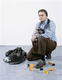 the photographer by duane hanson