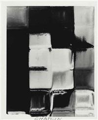 chaplin distortion by weegee