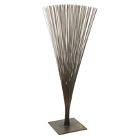 kinetic, spray by harry bertoia