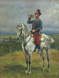 ulan by woiciech (aldabert) ritter von kossak