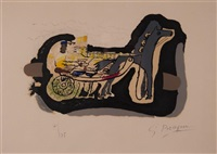 gelinotte by georges braque
