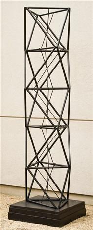 black ladder by arthur silverman