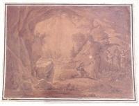orphée et eurydice by mathias gabriel lory