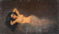 reclining nude by efron pelayo apestequia
