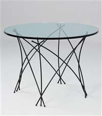 circular table by b.r.a.n.d. gruppe