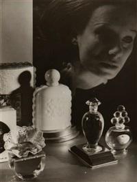 publicité pour la chambre des parfumeurs (surimpression) by andré steiner