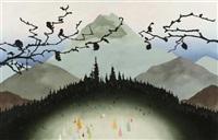 landscape as disco 1 by ross neil