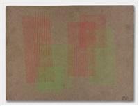 vibración del rojo y el verde by carlos cruz-diez