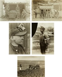 selected images (5 works) by lewis wickes hine