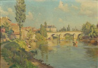 pont d'essey by alfred renaudin